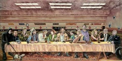 Lebowski-Last-Supper