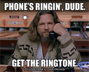 Lebowski Ringtones