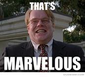 That's Marvelous