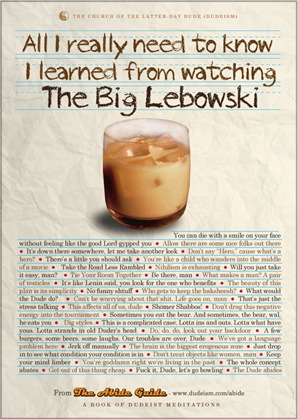 Best Big Lebowski Quotes Everything I Need to Know I Learned from Watching The Big Lebowski  Best Big Lebowski Quotes