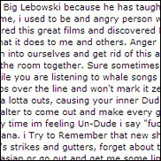 Why We Dig The Big Lebowski
