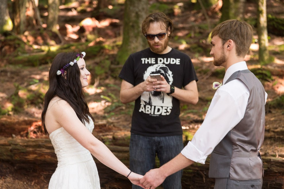 dudeist wedding speech