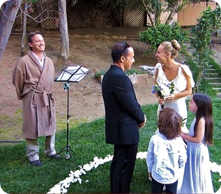 Dudeism Wedding