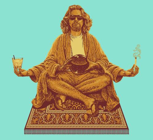 Image result for lebowski meditation
