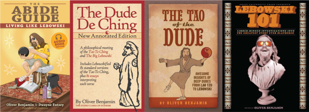 The Dudeism Book Bundle